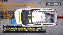 Video VinFast Fadil vượt qua kiểm tra va chạm của ASEAN NCAP