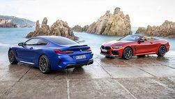 BMW M8 2020 lộ diện với hàng loạt biến thể hấp dẫn