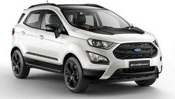 Bản đặc biệt Ford EcoSport 2019 Thunder Edition chính thức ra mắt
