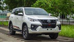 Toyota Fortuner 2019 bản lắp ráp trong nước chính thức ra mắt với bảng giá mới