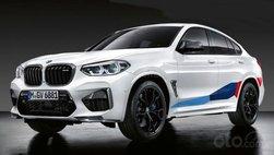 BMW X3 M và X4 M đẳng cấp hơn với gói độ M Performance