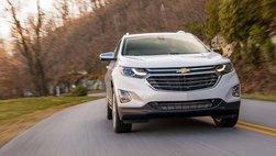 Ưu nhược điểm Chevrolet Equinox 2019