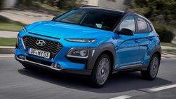 Hyundai Kona 2019 Hybrid ra mắt châu Âu
