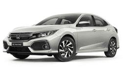 Honda Civic +Luxe lên kệ tại Úc