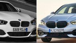 BMW 1-Series 2020 thay đổi thế nào so với người tiền nhiệm?