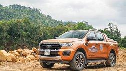 Bất chấp phí trước bạ tăng, doanh số 'Vua' bán tải Ford Ranger tăng trưởng gấp đôi trong tháng 5