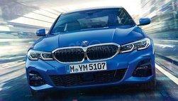 BMW 3-Series 2019 sedan chào giá 2 tỷ đồng tại Philippines
