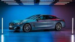 BMW 8-Series Gran Coupe 2020 tiếp tục nhử fan bằng ảnh 'nóng'