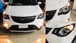 VinFast Fadil được nâng cấp đèn pha bi-xenon sau khi về chủ mới