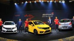 Thông số kỹ thuật xe Honda Brio 2019 mới nhất vừa ra mắt Việt Nam