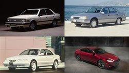 Lịch sử Hyundai Sonata - anh cả của gia đình sedan Hyundai
