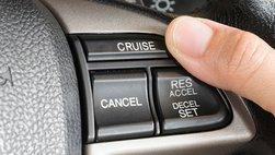 Người dùng vẫn hiểu nhầm về hệ thống kiểm soát hành trình trên xe ô tô