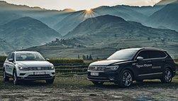 VW Tiguan Allspace bổ sung thêm nhiều trang bị hiện đại, giá 1,849 tỷ đồng, đầu tháng 8 ra mắt