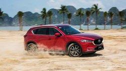 Khuyến mại của Mazda tháng 7/2019: Mazda CX-5 ưu đãi 30 triệu đồng