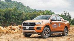 Doanh số Ford Ranger vẫn tăng trong tháng 6/2019 dù cả phân khúc giảm nhẹ