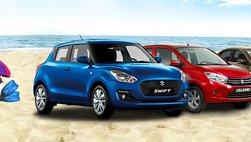 Suzuki Việt Nam khuyến mãi lớn cho khách hàng mua xe tháng 7/2019