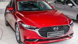 Soi chi tiết mẫu Mazda 3 2019 nhập khẩu từ Nhật, giá 34.000 USD tại Malaysia