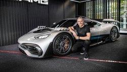Dân chơi thế giới kinh ngạc khi Aston Martin Valkyrie sử dụng động cơ F1