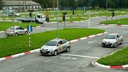 4 trung tâm sát hạch lái xe được thí nghiệm giám sát bằng camera