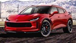 Sắp có thêm mẫu SUV sử dụng nền tảng của Chevrolet Corvette