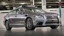 Lexus sẵn sàng ra mắt công nghệ tự hành mới nhất vào năm tới