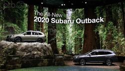 Subaru Outback 2020 và Subaru Legacy 2020 đời mới tăng giá gần 5 triệu