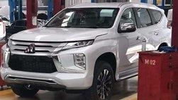Mitsubishi Pajero Sport 2020 'hiện nguyên hình' trước này ra mắt