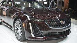 Cadillac CT5 2020 công bố giá rẻ hơn 200 triệu so với CTS