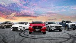 Loạt xe Mazda tại Việt Nam tăng khuyến mại đón tháng Ngâu