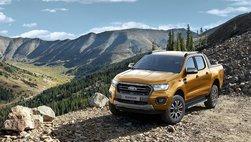 Doanh số bán hàng xe Ford Ranger tháng 7/2019