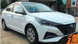 Liệu đây có phải là Hyundai Accent nâng cấp mới?