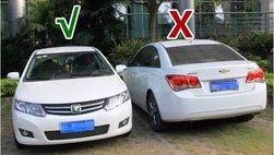 Những lý do cho thấy đỗ xe nên quay đầu ra ngoài