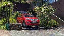 Nissan Terra 2019 giảm giá sốc hơn 100 triệu đồng trước Ngâu