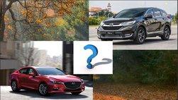 Nửa đầu năm 2019, xe sedan hay SUV/CUV được yêu thích nhất?