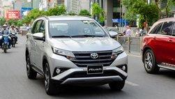 Bán chưa được 1 năm, Toyota Rush đã phải triệu hồi tại Việt Nam