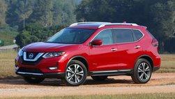 Nissan X-Trail hybrid bị khai tử