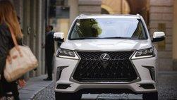 Lexus LX570 2020 thêm gói Sport, giá tăng vọt lên 100.595 USD