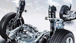 Hệ thống treo trên ô tô là gì? Loại hệ thống treo phổ biến nhất hiện nay?