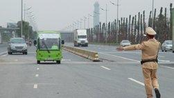 Cảnh sát giao thông có được yêu cầu dừng xe trên cao tốc?