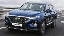 Hyundai Santa Fe 2020 thừa hưởng những tính năng gì từ mẫu SUV đầu bảng Palisade?