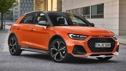 Audi A1 Citycarver 2020: Phiên bản gầm cao dành riêng cho đô thị