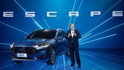 Ford Escape tái xuất thị trường Việt, đối đầu Mazda CX-5 và Honda CR-V