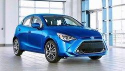 Toyota Yaris 2020 áp dụng chính sách giá hấp dẫn