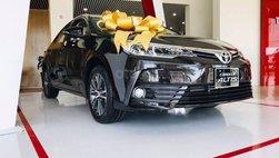 Tháng 8/2019, Toyota Corolla Altis còn được khuyến mại gì?