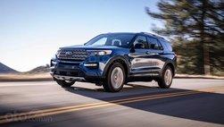 Ford Explorer 2020 dính án triệu hồi do lỗi thiếu linh kiện