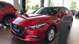 Mazda 3 thống trị phân khúc hạng C trong tháng 7/2019