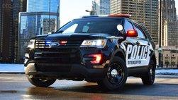 Ford bị cảnh sát Mỹ kiện vì lỗi rò khí thải trong xe chuyên dụng