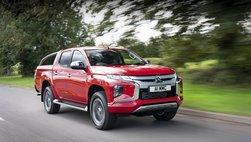 Mitsubishi Triton 2020 chốt giá hơn 600 triệu đồng tại Anh Quốc