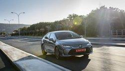 Toyota Corolla Altis 2020 chốt ngày ra mắt tại Đông Nam Á