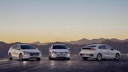 Hyundai IONIQ mới tiếp tục đạt 5 sao của Euro NCAP